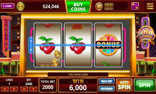 game slot klasik